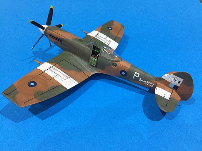 Airfix Supermarine Spitfire FR.Mk.XIV 1:48