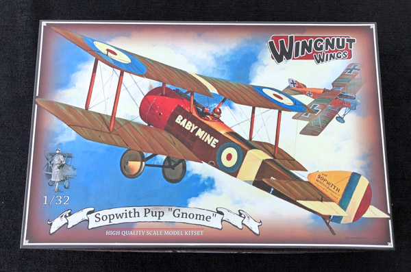 Wingnut Wings Sopwith Pup Gnome 1:32