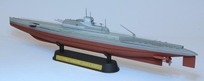 HobbyBoss Surcouf French Submarine 1:350