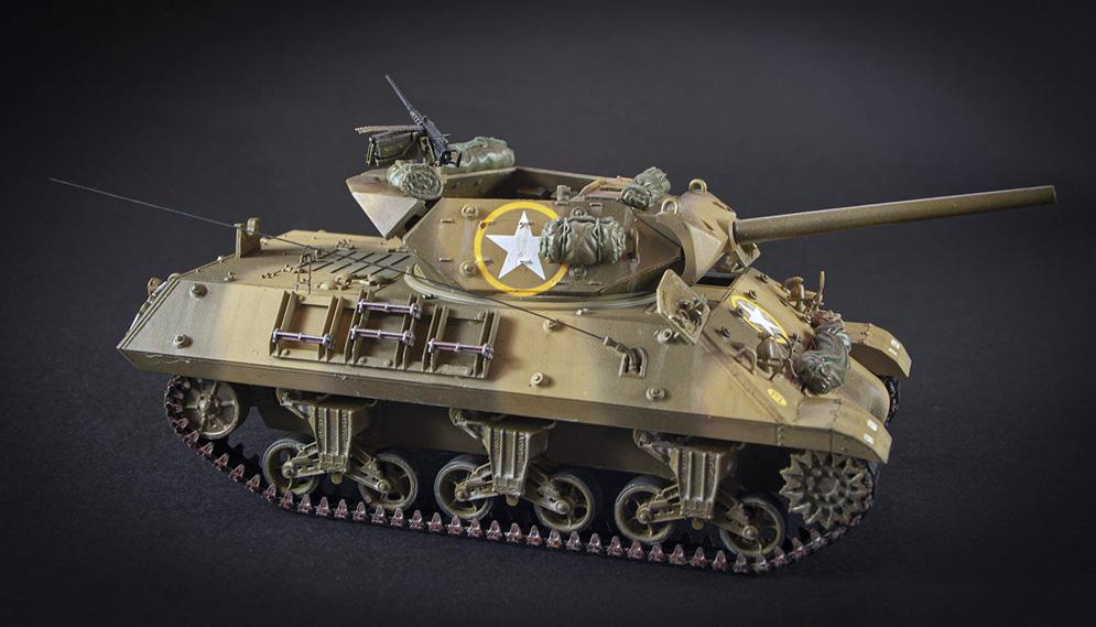 Airfix GMC M10 Tank Destroyer 1:35