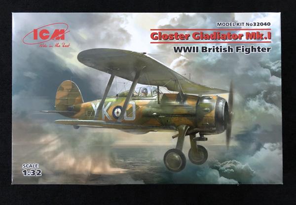 ICM Gloster Gladiator Mk.I 1:32