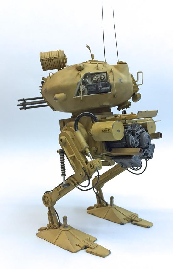 Scratch built Ma.K. Krote