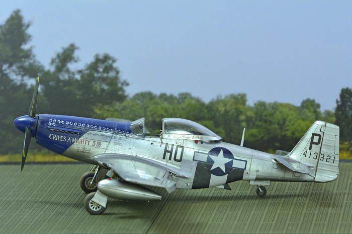 eduard P-51D-5 Mustang