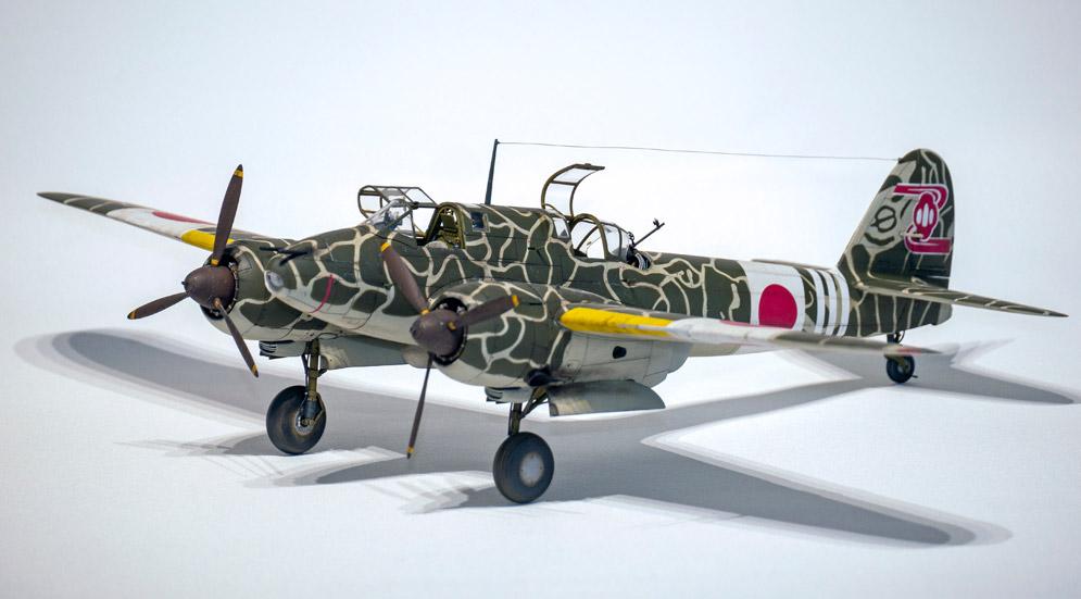Zoukei Mura Kawasaki Ki-45 Kai 1:32
