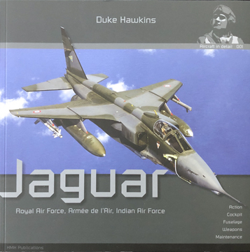 Jaguar, Aircraft in Detail No.1