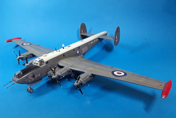 Revell Avro Shackleton MR.3 1:32