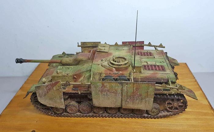 Tamiya  Sturmgeschutz IV Sdkfz 163 1:35