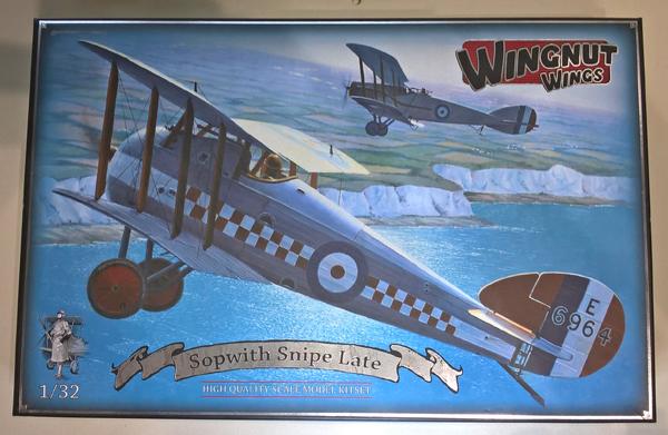 Wingnut Wings Sopwith Snipe, Late