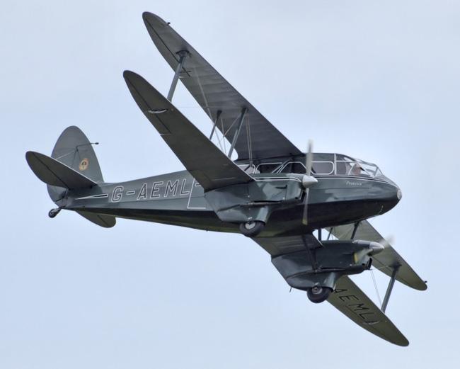 de Havilland DH.89 Dragon Rapide/Dominie 1:32
