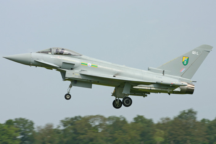 Revell Eurofighter Typhoon Single-Seater F.2 1:48