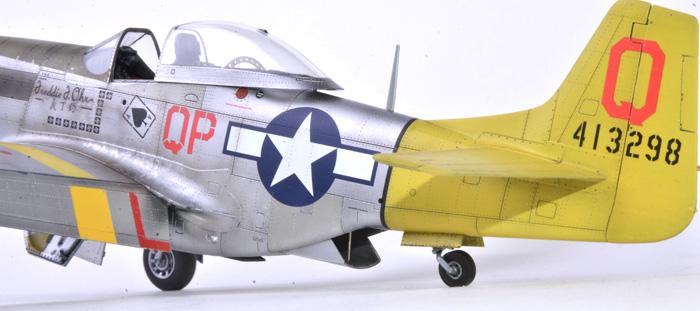 eduard P-51D Mustang 1:48
