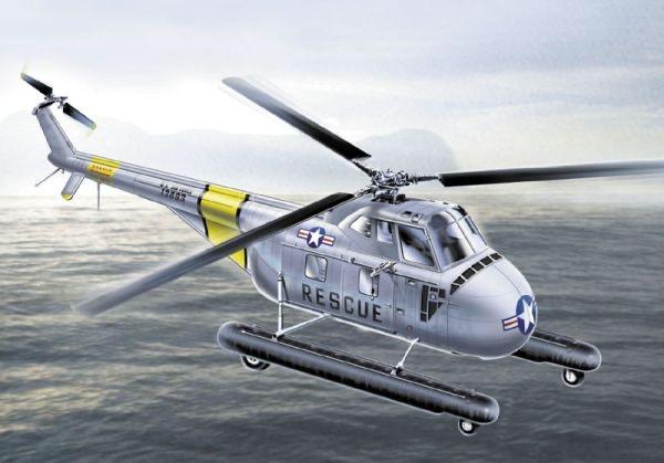 Italeri Portuguese SIKORSKY UH-19A 1:72