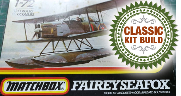 Matchbox Fairey Seafox 1:72