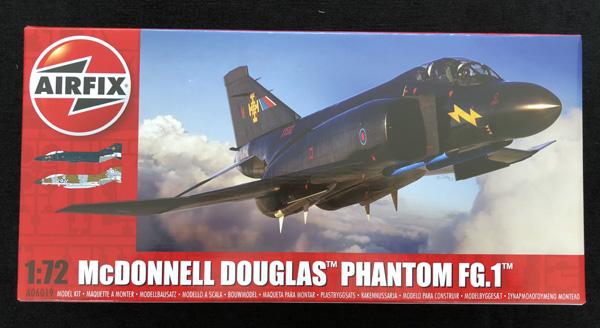 Airfix McDonnell Douglas Phantom FG.1