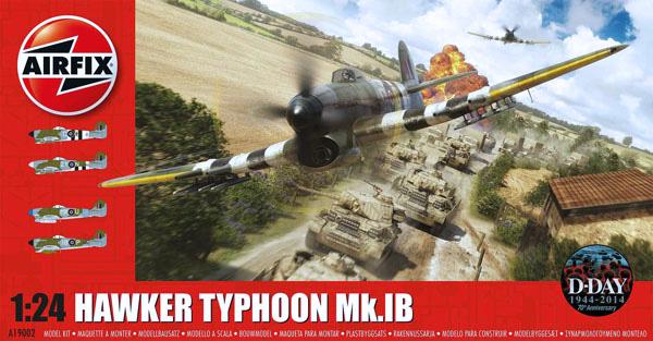 Airfix Hawker Typhoon Mk.1b