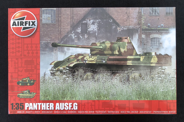 Airfix Panther Ausf.G 1:35