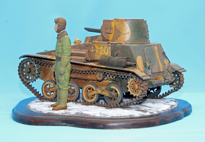 Takom Imperial Japanese Army Type 94 Tankette