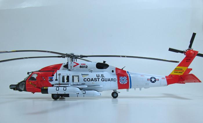 Italeri HH-60J Jayhawk, U.S. Coastguard (USCG Kodiak) 1:48