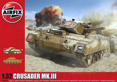 Airfix Crusader Mk.III 1:32