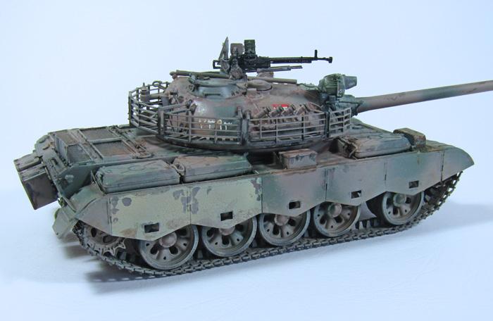 Takom Iraqi Medium Tank Type-69 II Gulf War 1992 1:35