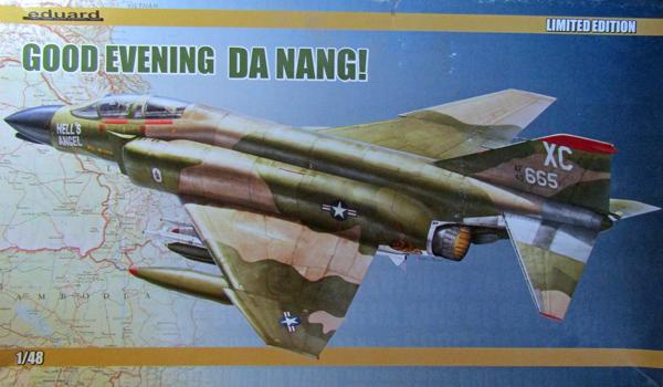 eduard F-4C Phantom II, Good Evening Da Nang