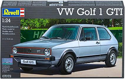 Revell Golf 1 GTi 1:24