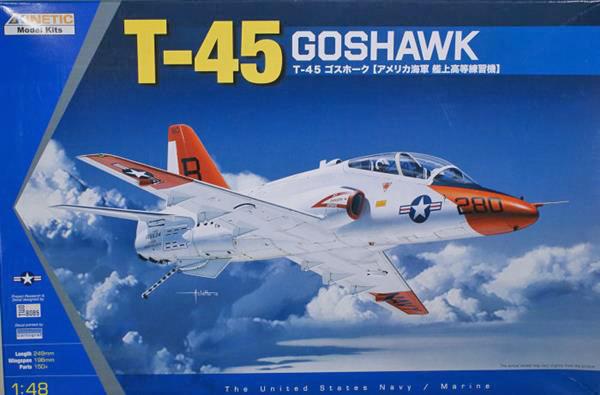 Kinetic T-45 Goshawk 1:48