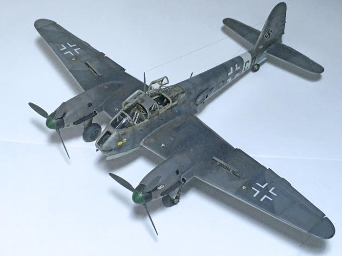 Revell Messerschmitt Me210 A-1 1:72