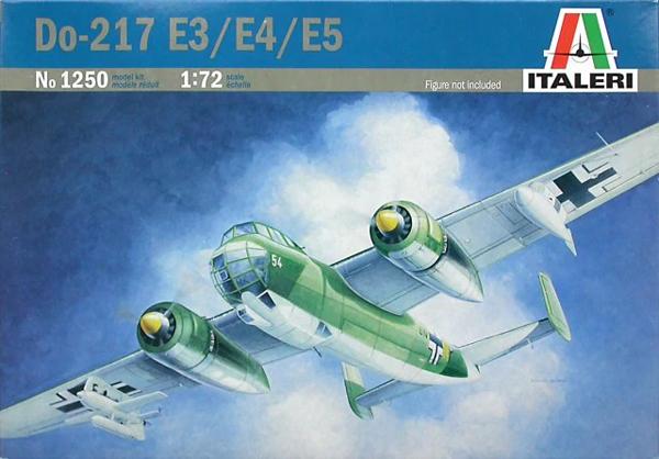 Italeri Dornier 217 E-5 1:72