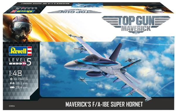 Revell Maverick's F/A-18E Super Hornet 1:48