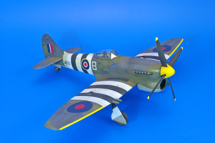 Special Hobby Hawker Tempest Mk.5 Series 1 Weekend edition 1:48