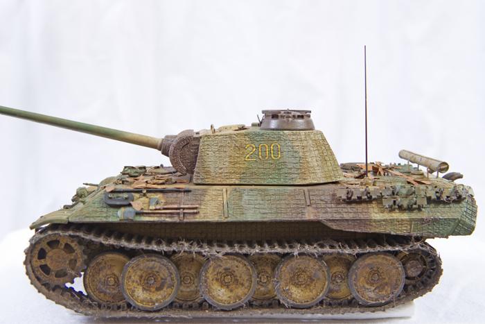Das Werk/Takom Panther Ausf A