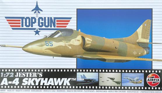 Airfix Jester's A-4 Skyhawk 1:72