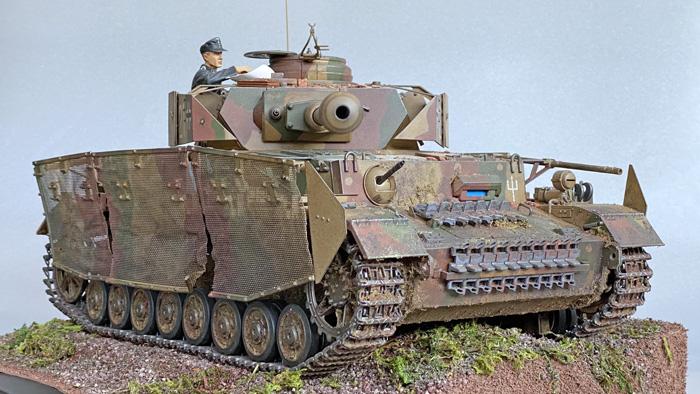 Trumpeter Panzer Pz.IV J 1:16