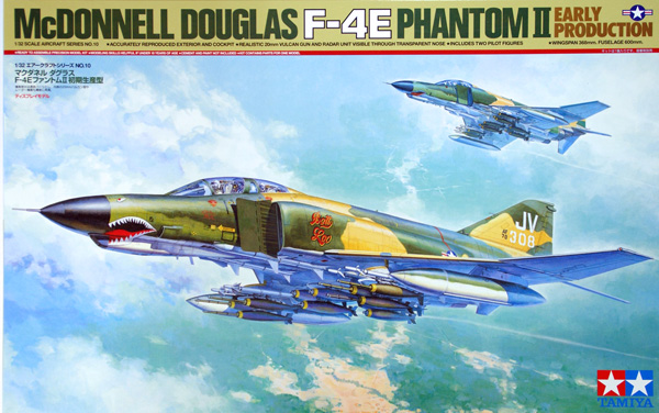 Tamiya F-4E Phantom II, Hellenic Air Force 1:32