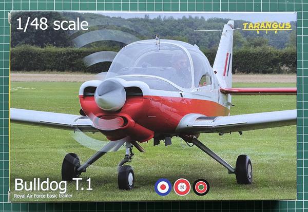 Tarangus SA Bulldog T.1, RAF 1:48