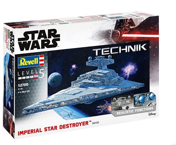 Revell Zvezda 'Technik' Star Destroyer