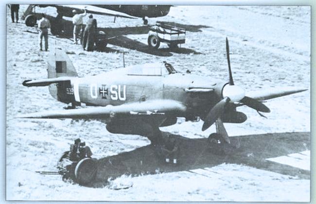 Arma Hobby Hawker Hurricane Mk.IIc 1:72