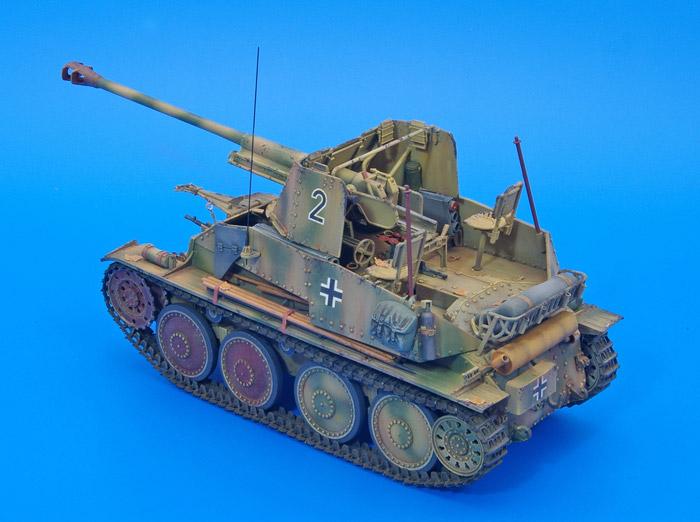 Tamiya Sd.Kfz.139 Marder III German Tank Destroyer 1:35