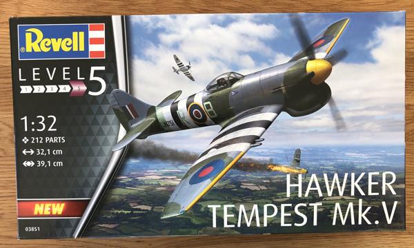 Revell Hawker Tempest Mk.V 1:32