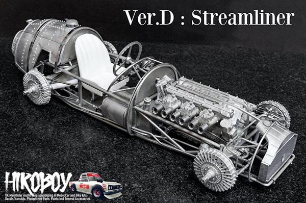 MFH 250F Maserati 1957 Fangio Monaco GP 1:12