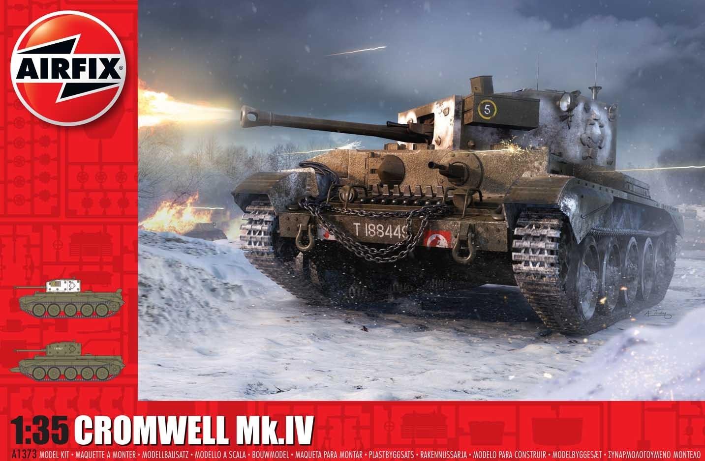 Airfix  Cromwell Mk.IV  1:35