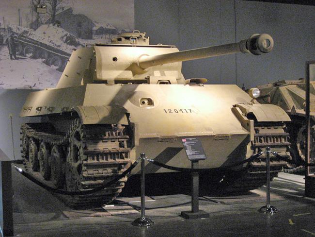 Amusing Hobby Panzerkampfwagen Panther II 1:35