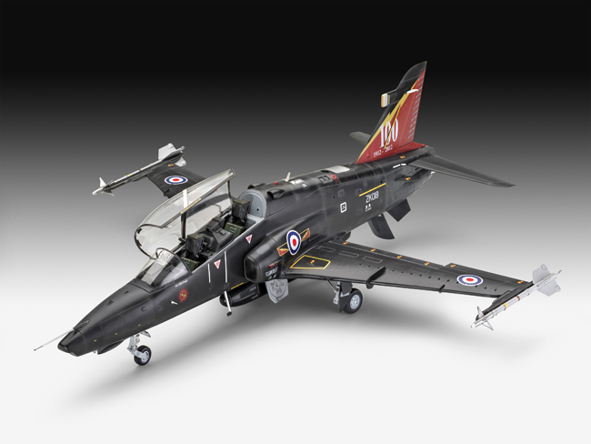 Revell (Ex-Kinetic) BAe Hawk T.2 1:32