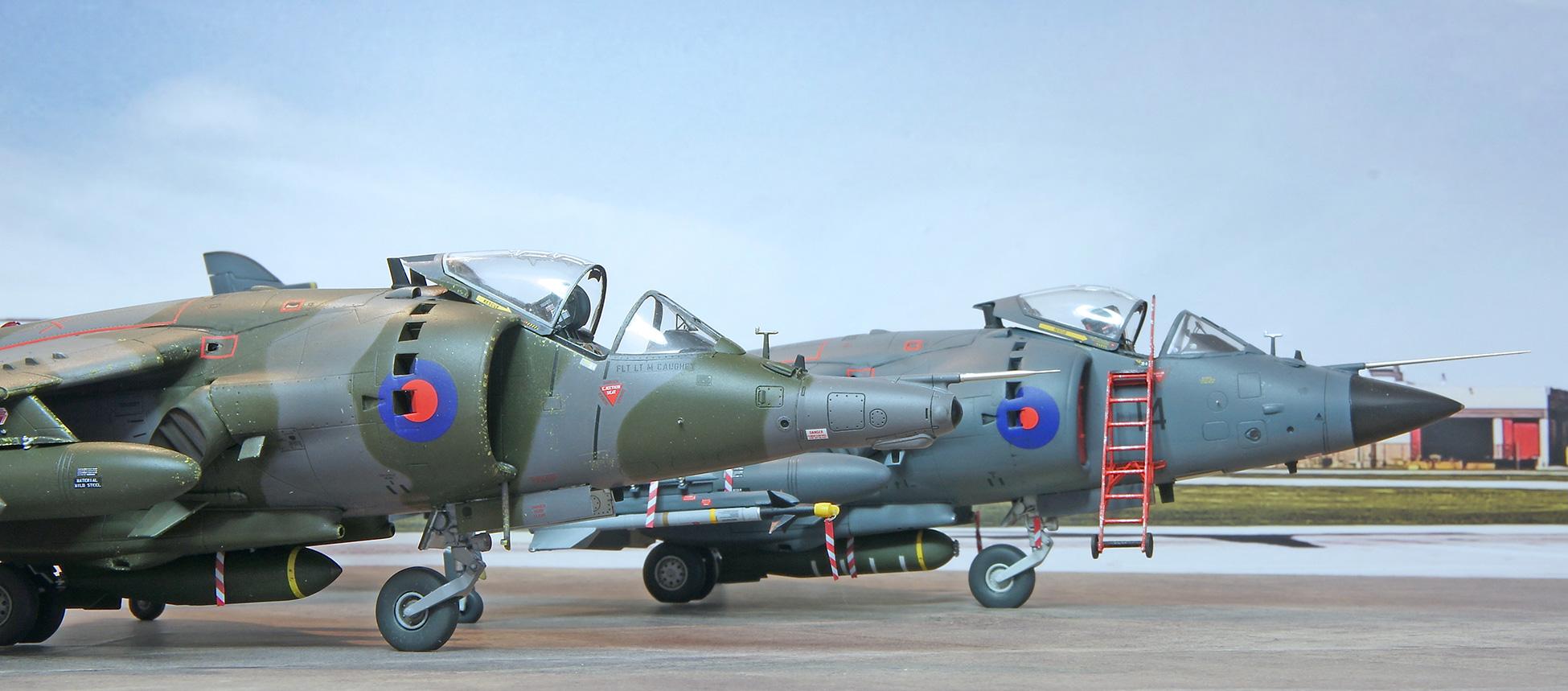 Kinetic Gold Series Harrier GR1/GR3