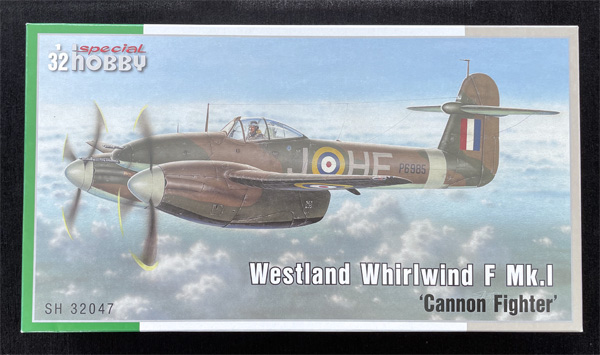 Special Hobby Westland Whirlwind F.Mk.I Fighter 1:32