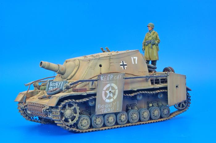 HobbyBoss German Sturmpanzer Sd.Kfz. 166 IV
