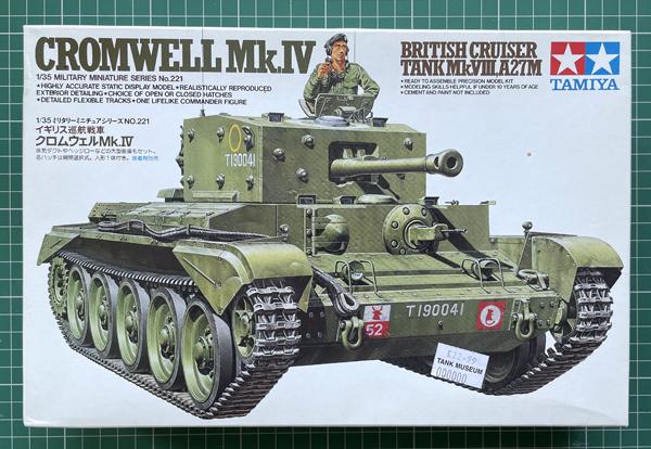 Tamiya Cromwell Mk.IV 1:35