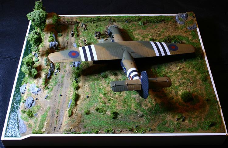 Italeri Horsa Glider D-Day, Operation Deadstick 1:72