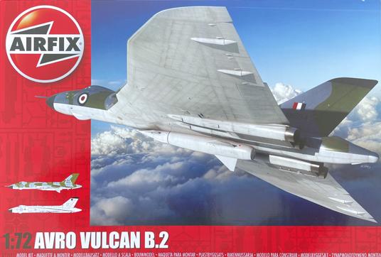 Airfix Avro Vulcan B.2 1:72